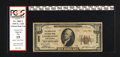 National Bank Notes:West Virginia, Charleston, WV - $10 1929 Ty. 2 The Charleston NB Ch. # 3236. TypeOnes outnumber Type Twos in the Kelly census for this...