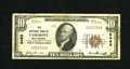 National Bank Notes:West Virginia, Fairmont, WV - $10 1929 Ty. 1 The NB Ch. # 9462. None of the notes from this long-held collection were ever enumerated b...