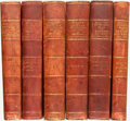 Books:Natural History Books & Prints, [Agriculture.] Group of Six Books Relating to Agriculture. Paris: Imprimerie Nationale: [various dates]. Incomplete sets of ... (Total: 6 Items)