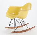 Post-War & Contemporary, CHARLES EAMES (American, 1907-1978) and RAY KAISER EAMES (American, 1912-1988). A RAR Rocker, circa 1950, Herman Miller...