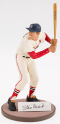 Baseball Collectibles:Others, Stan Musial Signed Gartlan Statue....