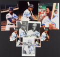 Baseball Collectibles:Others, Lou Brock Signed Memorabilia Lot of 10....