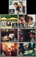 """Movie Posters:Crime, The Godfather Part II (Paramount, 1974). Lobby Cards (7) (11"""" X 14""""). Crime.. ... (Total: 7 Items)"""