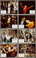 """Movie Posters:Musical, Funny Girl (Columbia, 1968). Lobby Card Set of 8 (11"""" X 14""""). Musical.. ... (Total: 8 Items)"""