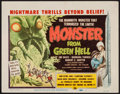 "Movie Posters:Horror, Monster from Green Hell (DCA, 1957). Title Lobby Card (11"" X 14""). Horror.. ..."
