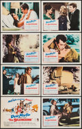 """Movie Posters:Action, The Silencers (Columbia, 1966). Lobby Card Set of 8 (11"""" X 14"""").Action.. ... (Total: 8 Items)"""