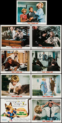 """That Darn Cat (Buena Vista, 1965). Lobby Card Set of 9 (11"""" X 14""""). Comedy. ... (Total: 9 Items)"""