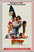 "Movie Posters:Comedy, Fast Times at Ridgemont High (Universal, 1982). One Sheet (27"" X41""). Comedy.. ..."