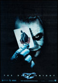 """Movie Posters:Action, The Dark Knight (Warner Brothers, 2008). British Lenticular Poster(11.75"""" X 16.5""""). Action. Batman.. ..."""