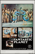 "Movie Posters:Animation, Fantastic Planet (New World, 1973). One Sheet (27"" X 41"").Animation.. ..."