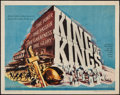 "Movie Posters:Historical Drama, King of Kings (MGM, 1961). Half Sheets (2) (22"" X 28"") Styles A& B. Historical Drama.. ... (Total: 2 Items)"