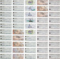 Autographs:Checks, 1989-2000 Gary Carter Lot of 50 Signed Checks. ...
