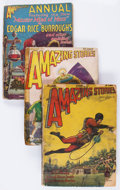 Pulps:Science Fiction, Amazing Stories Group (Ziff-Davis, 1927-33) Condition: AverageFR....