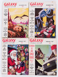 Pulps:Science Fiction, Galaxy Box Lot (Universal Publishing, 1950-68) Condition: AverageVG-.... (Total: 2 Box Lots)