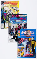 Modern Age (1980-Present):Miscellaneous, Miscellaneous Modern Age Comics Long Box Group (Various Publishers, 1990s-2000s) Condition: Average VF/NM....