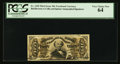 Fractional Currency:Third Issue, Fr. 1328 50¢ Third Issue Spinner PCGS Very Choice New 64.. ...