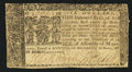 Colonial Notes:Maryland, Maryland April 10, 1774 $6 Very Good.. ...