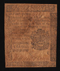 Colonial Notes:Pennsylvania, Pennsylvania October 25, 1775 4d Very Good.. ...