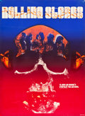 """Movie Posters:Rock and Roll, Sympathy for the Devil (New Line, 1970). Full-Bleed Premiere Poster(34.5"""" X 46.75"""").. ..."""