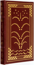 Books:Fine Bindings & Library Sets, James Finn Garner. SIGNED. Apocalypse Wow! A Memoir for the End of Time. Franklin Library, 1997. Signed by the aut...