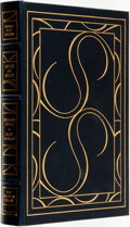 Books:Fine Bindings & Library Sets, Benjamin Spock and Mary Morgan. SIGNED. Spock on Spock: A Memoir of Growing Up with the Century. Franklin Library, 1...