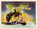 """Movie Posters:Science Fiction, The Wasp Woman (Film Group, 1959). Half Sheet (22"""" X 28"""").. ..."""