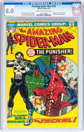 Bronze Age (1970-1979):Superhero, The Amazing Spider-Man #129 (Marvel, 1974) CGC VF 8.0 Cream tooff-white pages....