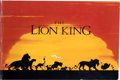Animation Art:Limited Edition Cel, The Lion King Licensing Style Guide (Walt Disney, 1994)....