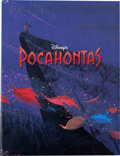 Animation Art:Limited Edition Cel, Pocahontas Licensing Style Guide (Walt Disney, 1995)....