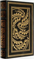 Books:Fine Bindings & Library Sets, Larry Bond. SIGNED. Vortex. Franklin Library, 1991. Signed by the author....