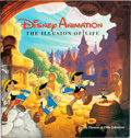 Animation Art:Limited Edition Cel, Disney Animation: The Illusion of Life Special Edition Book (Abbeville Press, 1981)....