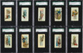 "Non-Sport Cards:Sets, 1888 N86 Duke ""Scenes of Perilous Occupations"" Near Set (50/51) -#2 on the SGC Set Registry! ..."
