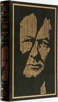 Books:Fine Bindings & Library Sets, Robertson Davies. SIGNED. Murther and Walking Spirits. Franklin Library, 1991. Signed by the author....