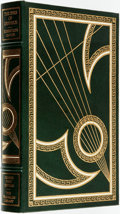Books:Fine Bindings & Library Sets, Robertson Davies. SIGNED. The Lyre of Orpheus. Franklin Library, 1988. Signed by the author....
