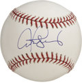 Autographs:Baseballs, Alex Rodriguez Single Signed Baseball. Since his first full season(1996) Alex Rodriguez leads the major leagues in home ru...