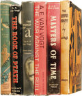 Books:Signed Editions, Six A. E. van Vogt First Editions, One Signed, including:. TheWeapon Makers (Providence: The Hadley Publishing Comp...(Total: 6 Item)