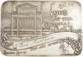 "Baseball Collectibles:Others, 1902 Opening of Palace of the Fans Cincinnati Silver Season Pass. Aclear contender for the title of ""Best in Class"" in the..."