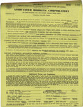 Music Memorabilia:Autographs and Signed Items, Gennifer Flowers Signed Contract. A booking agreement for two gigsat the LaPlaza Mall in McAllen, Texas, dated December 23,...(Total: 1 Item)