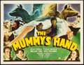 "Movie Posters:Horror, The Mummy's Hand (Universal, 1940). Title Lobby Card (11"" X 14"")....."