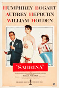 "Movie Posters:Romance, Sabrina (Paramount, 1954). One Sheet (27.25"" X 40.5"").. ..."