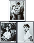"Movie Posters:Romance, Roman Holiday (Paramount, 1953). Photos (13) (8"" X 10"").. ...(Total: 13 Items)"