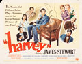 "Movie Posters:Comedy, Harvey (Universal International, 1950). Half Sheet (22"" X 28"")Style A.. ..."