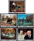 """Movie Posters:Hitchcock, The Trouble with Harry (Paramount, 1955). Color Photo Set of 10 (8""""X 10"""").. ... (Total: 10 Item)"""
