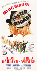 "Movie Posters:Musical, Easter Parade (MGM, 1948). Three Sheet (41"" X 79"") Style B.. ..."