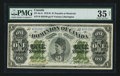 Canadian Currency: , DC-8e-ii $1 1878B. ...