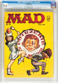 Magazines:Mad, Mad #51 (EC, 1959) CGC NM+ 9.6 Off-white to white pages....