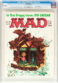 Magazines:Mad, Mad #55 Gaines File pedigree (EC, 1960) CGC NM/MT 9.8 Off-white to white pages....