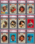 Baseball Cards:Lots, 1961 Topps Baseball Collection (1400+) With Many Stars. ...