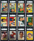 Baseball Cards:Lots, 1955 - 1960 Topps Baseball Collection (675+). ...