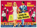 "Movie Posters:Elvis Presley, Viva Las Vegas (MGM, 1964). British Quad (30"" X 40""). AlternateTitle: Love in Las Vegas.. ..."